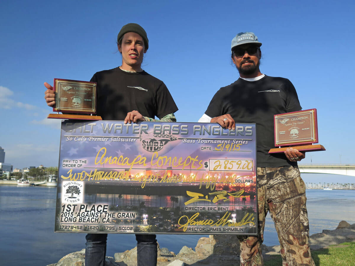 Spring classic saltwater bass anglers swba for Open bass fishing tournaments