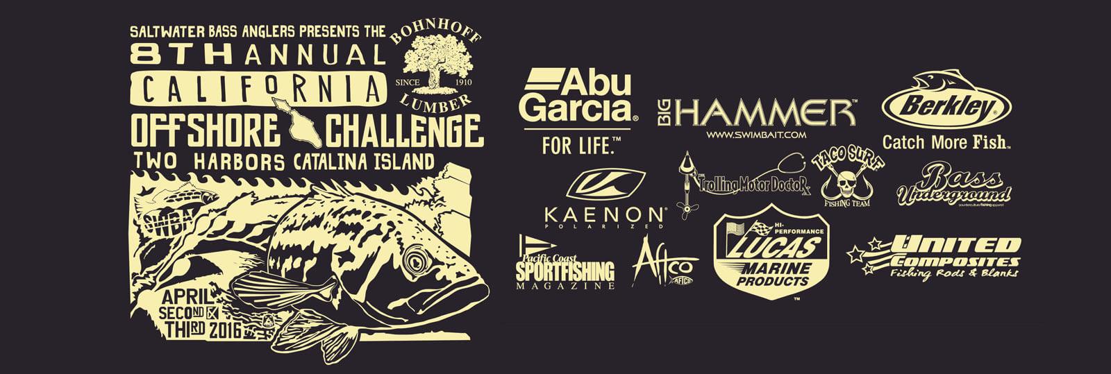 california offshore challenge sponsors