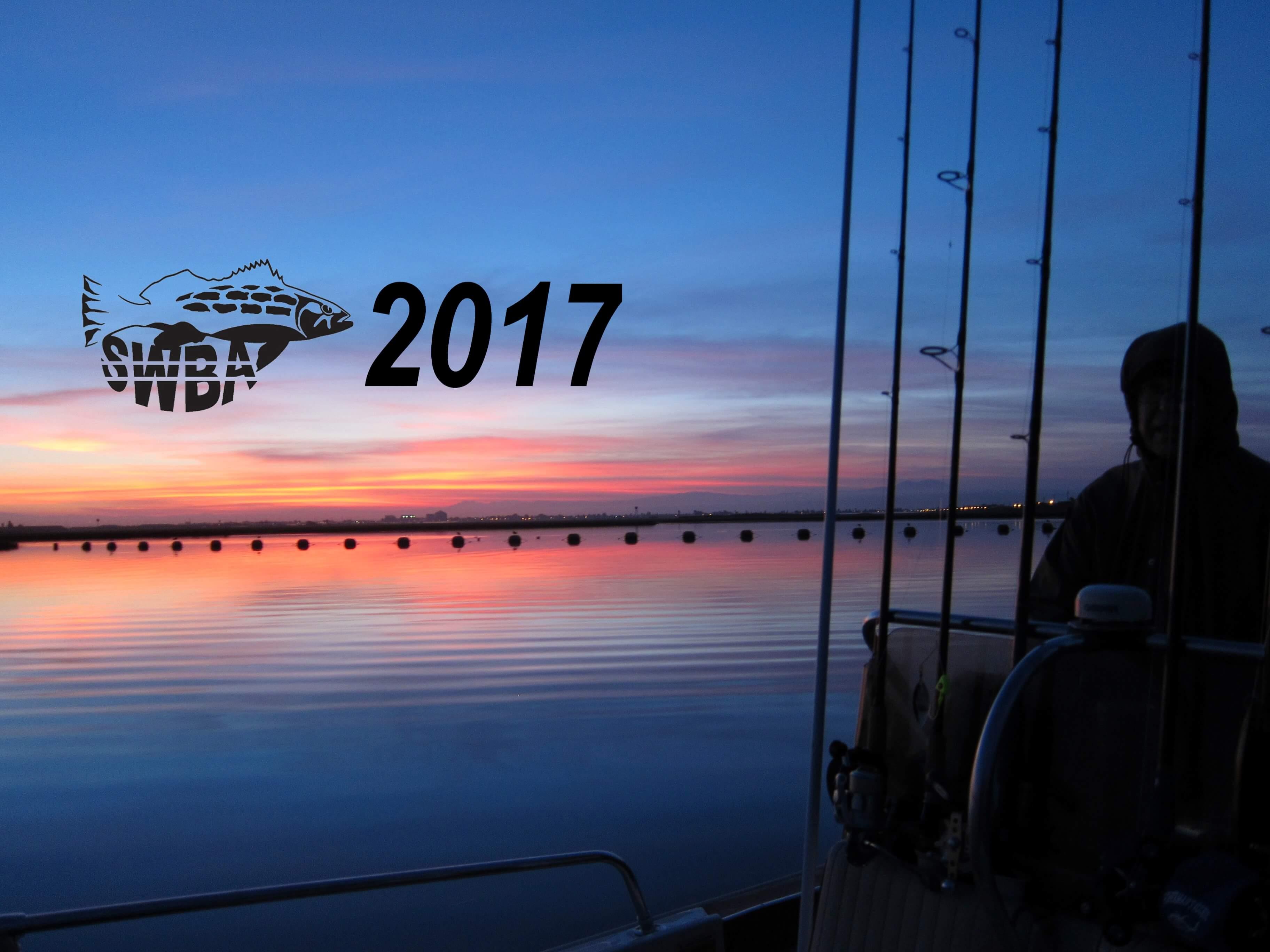 2017 salt water bass tournament schedule announced for California fishing season 2017